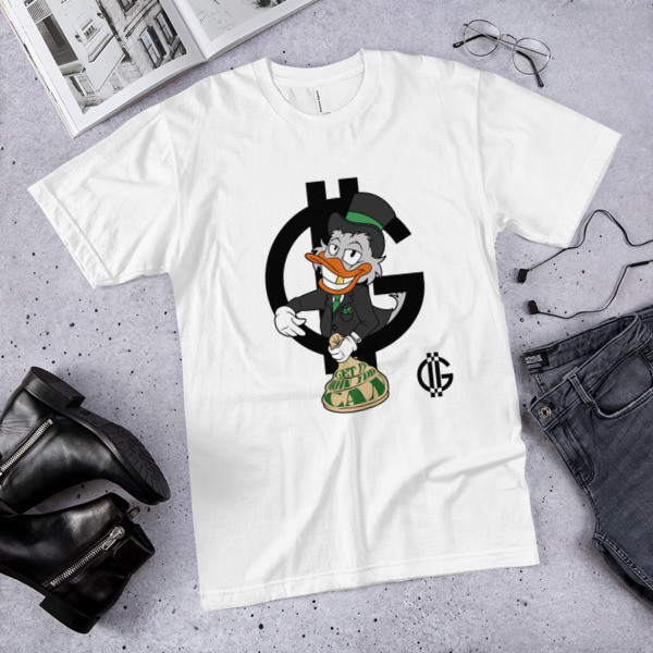 GetithowUcan Logo T-Shirt