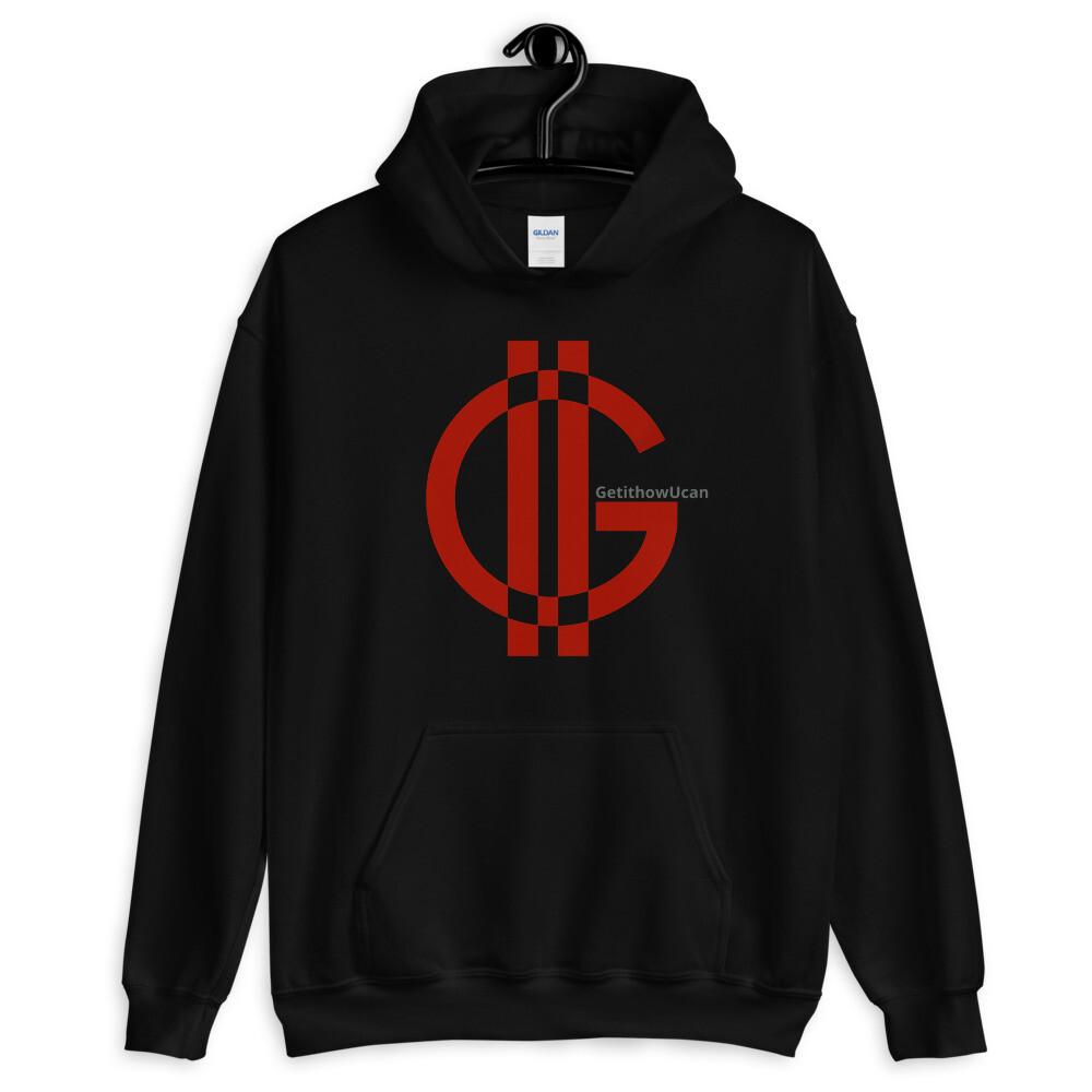 G Logo Hooded Sweatshirt