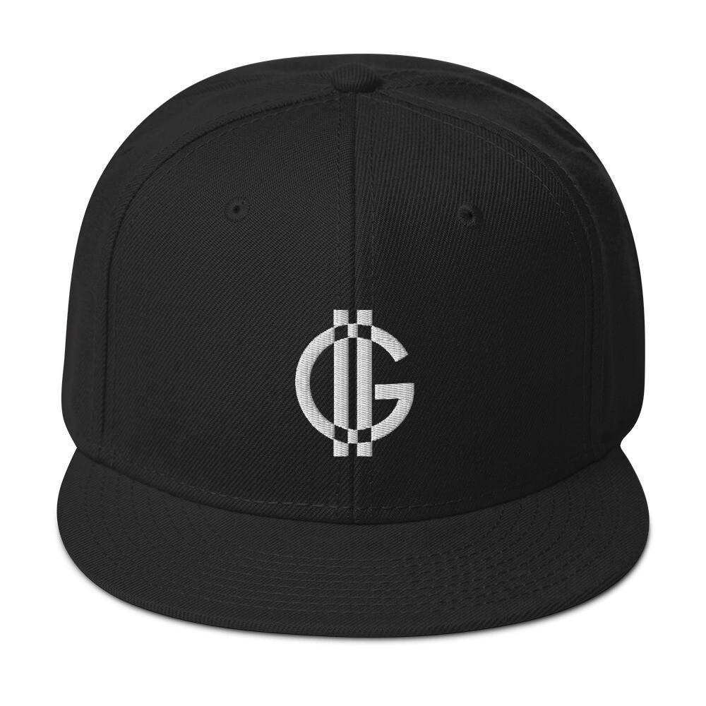 G Logo Snapback Hat