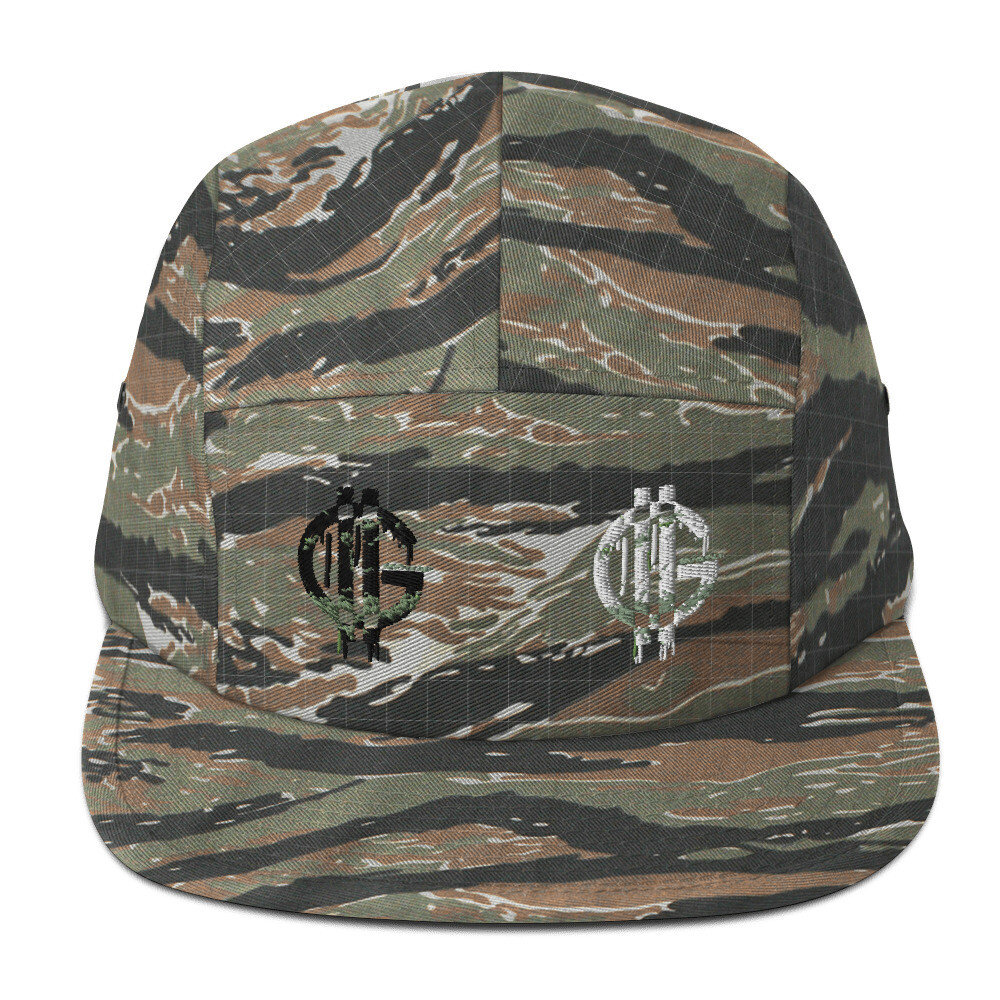 DOUBLE OR NOTHING Five Panel Cap