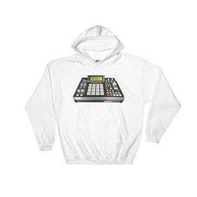 PRODUCTION COLLECTION PIECE 4 Hooded Sweatshirt