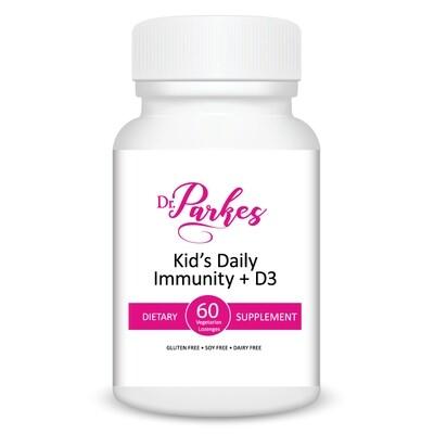 Kid's Daily Immunity + D3