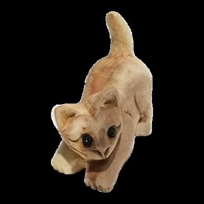 """4"""" Playful Cat (Facing right)"""