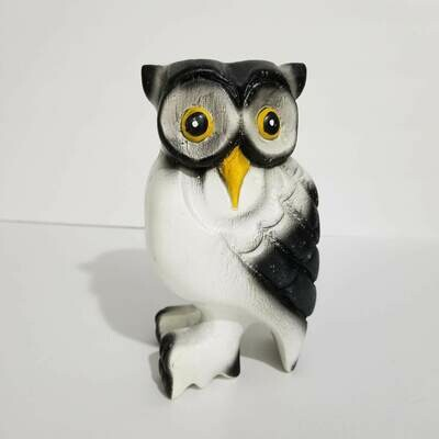 "4"" SNOW OWL"