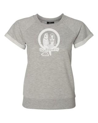 Women's Sweetheart T-Shirt - BBIV - Oxford- Human Chuo - Fish-Mermaid Original Design