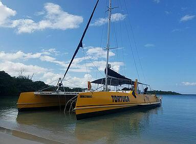Kinbaku Catamaran!