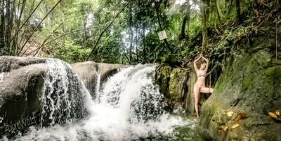 Bento Falls Hike & Photoshoot