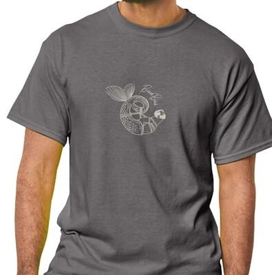 Merman T-Shirt designed by greed22