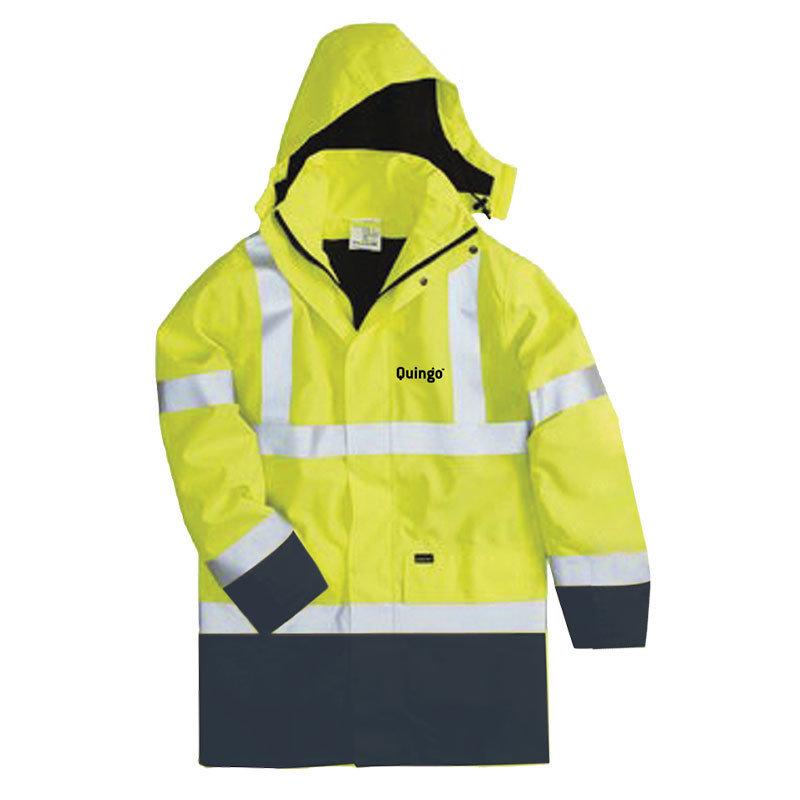 Hi Vis Insulated Safety Jacket