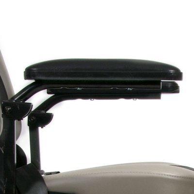 Flyte Width & Height Adjustable Flip-Up Arm Rests