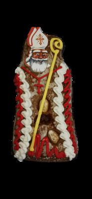 Nikolaus gespritzt