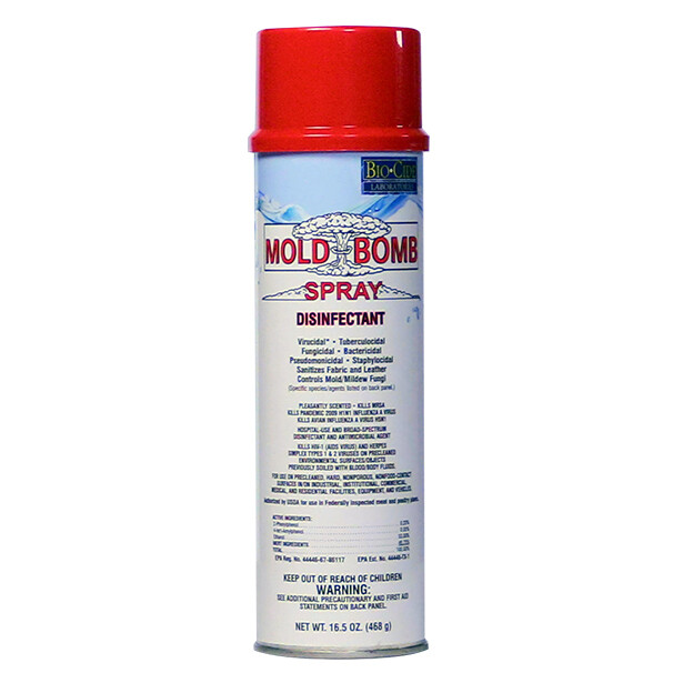 Mold Bomb Spray