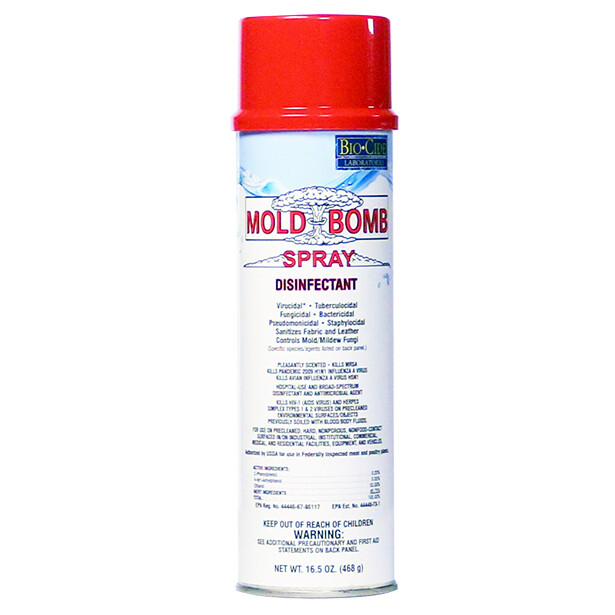 Mold Bomb Spray