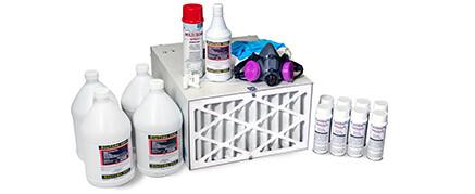 Clean Sweep Plus Remediation Kit