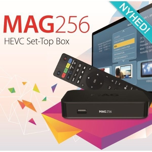 IPTV SET-TOP BOX MAG256