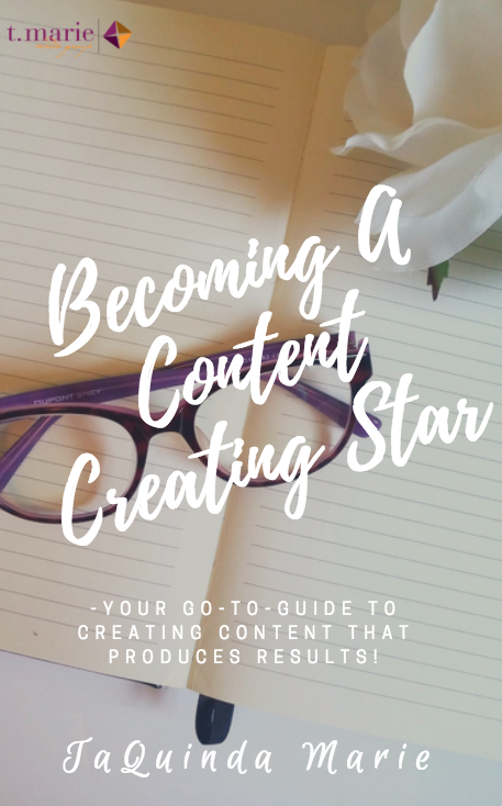 Becoming A Content Creating Star