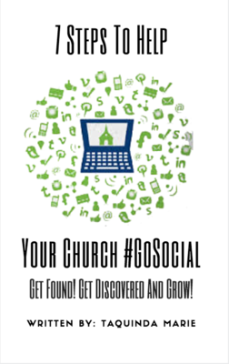 7 Step To Help Your Church #GoSocial