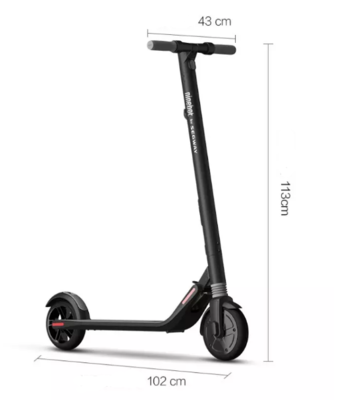 Segway-Ninebot E25E NEW model