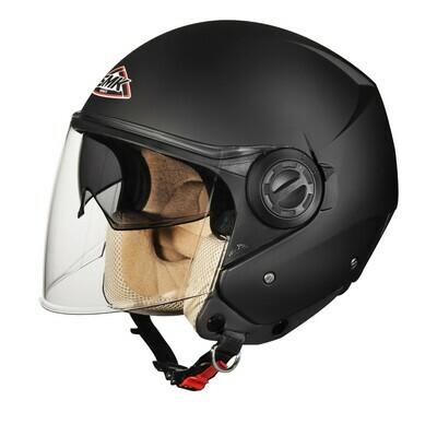 Helm SMK Cooper Mat Zwart