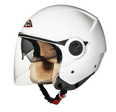 Helm SMK Cooper Wit