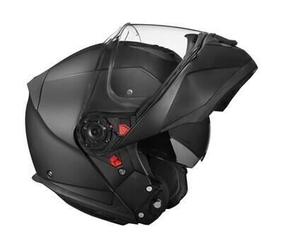 Helm SMK Glide Mat Zwart