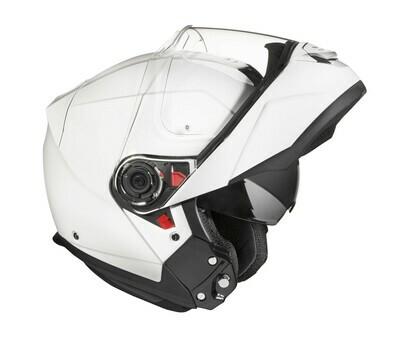 Helm SMK Glide Wit