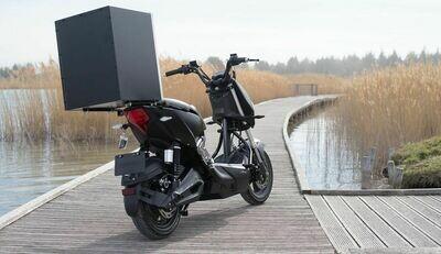 Yadea Z3 - Delivery