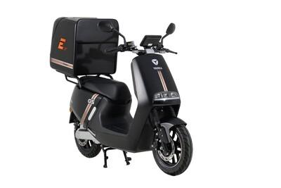 Yadea G5 - Delivery