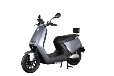 Yadea G5 Pro - Grey - Azzuro