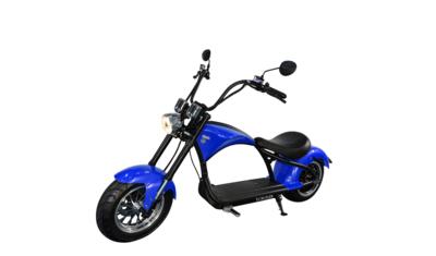 Ecruiser Echopper 2.0 | Metallic Blauw |
