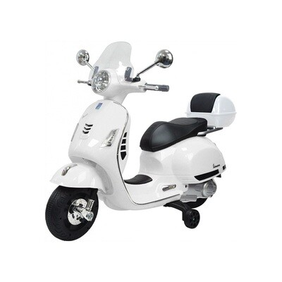 Kinds Vespa scooter 12V | elektrische kinder scooter