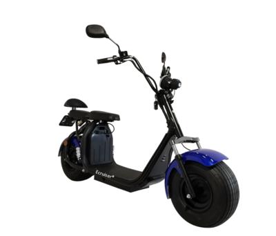 Ecruiser X1 - Blauw