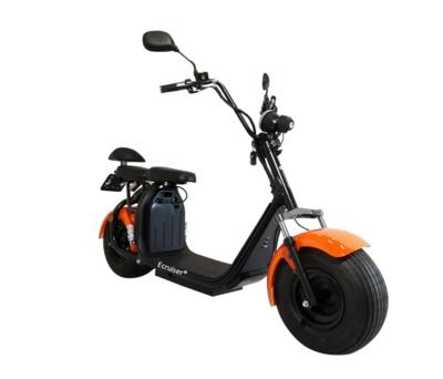 Ecruiser X1 - Oranje
