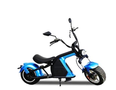 Echopper V8 | Licht Blauw