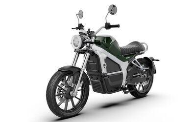 Horwin CR6 Green