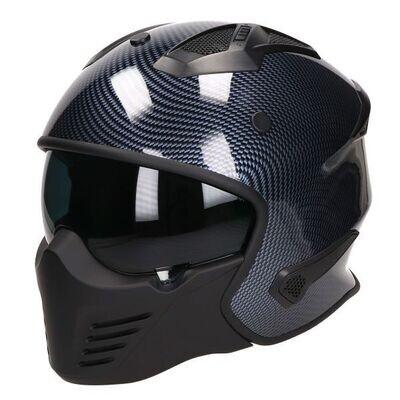 Vito Bruzano helm: Carbon