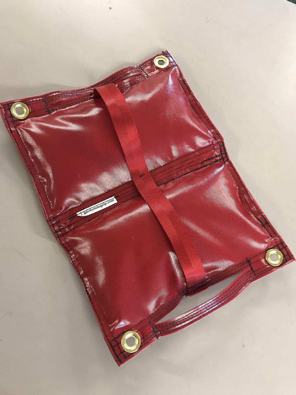 Custom Made 15 LB Shot Bags