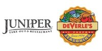 Juniper Take Out and Deverle's