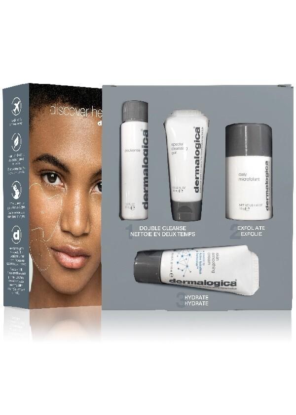 Discover Healthy Skin / Защита чувствительной кожи