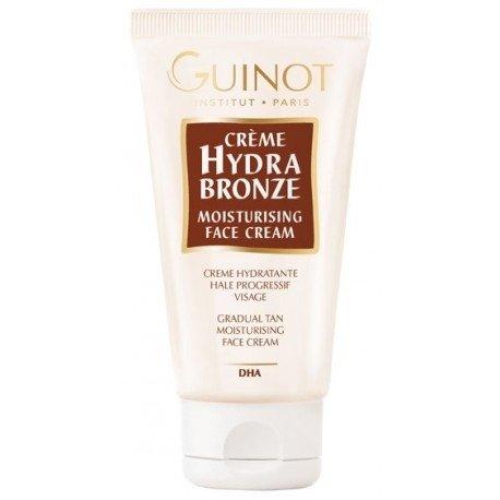 Creme hydrabronze visage / Увлажняющий крем для лица с эффектом автозагара