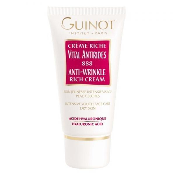 Creme Riche Anti - Rides /Омолаживающий крем против морщин для сухой кожи/( старое название Creme riche vital antirides 888 )