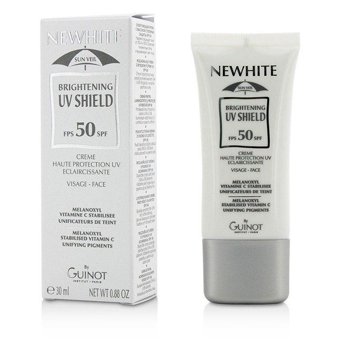 Brightening UV shield / Осветляющий тонирующий крем  для сияния кожи