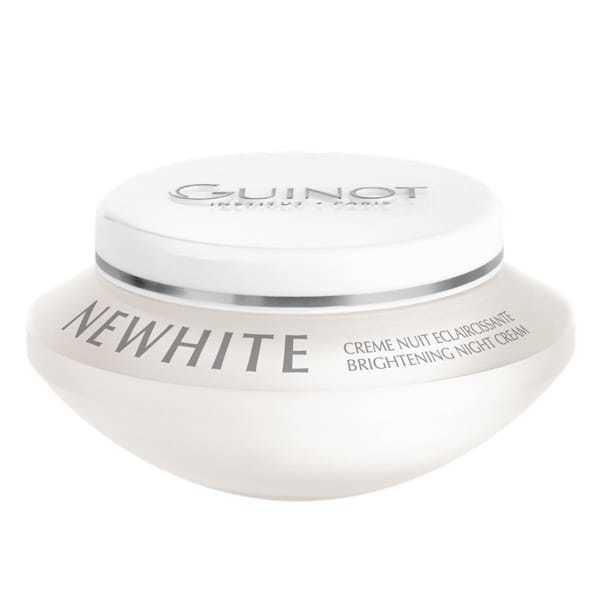 Crème Nuit Eclaircissante / Ночной Осветляющий крем для сияния
