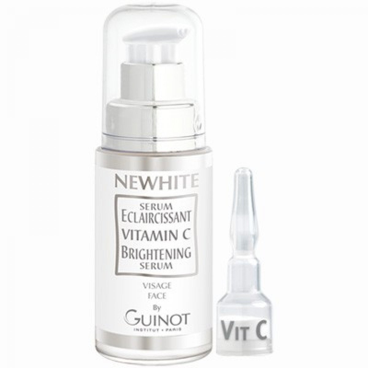 Serum Eclaircissant Vitamin C /Осветляющий серум с Витамином С
