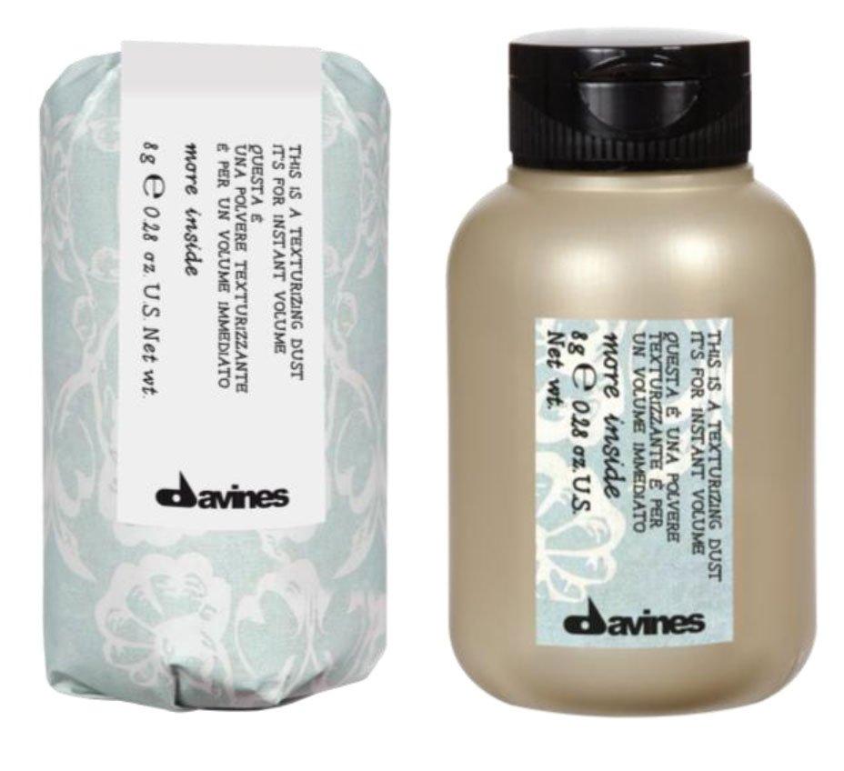 Texturizing dust / Пудра-текстуризатор для мгновенного объема волос