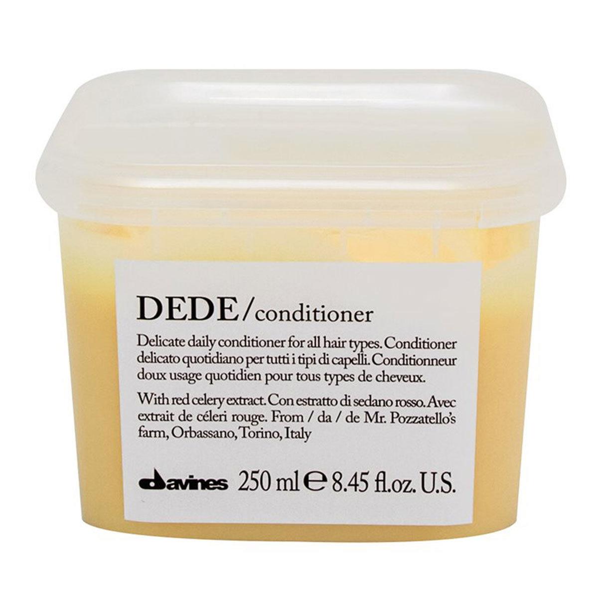 Dede\Conditioner / Кондиционер для деликатного очищения волос