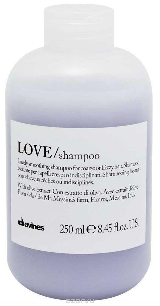 Love\Shampoo lovely smoothing / Шампунь для разглаживания завитка