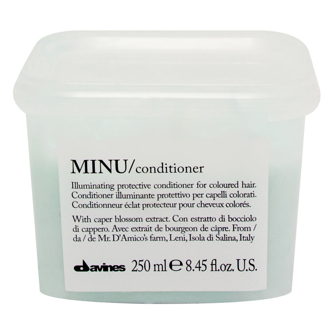 Minu\Conditioner / Защитный кондиционер для сохранения цвета