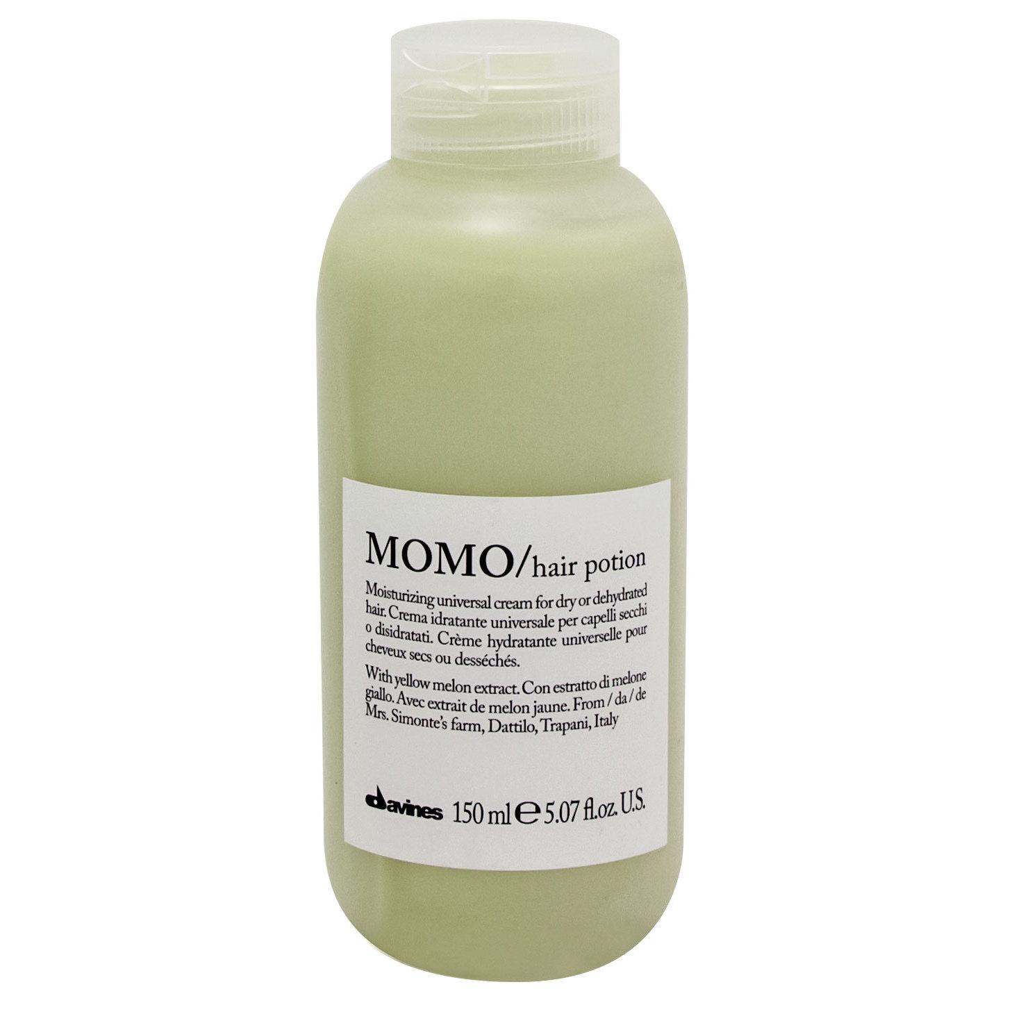Momo\Hair potion / Универсальный несмываемый увлажняющий крем