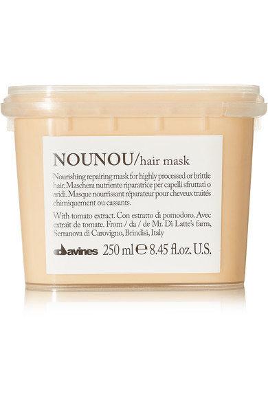 Nounou Hair mask / Интенсивная восстанавливающая маска для глубокого питания волос